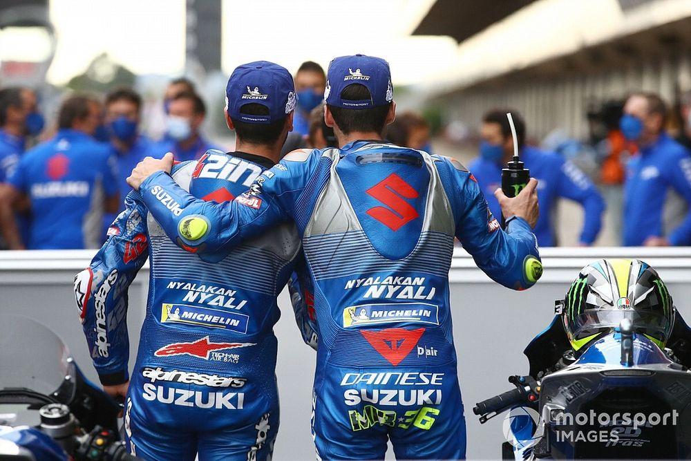 """MotoGP: Suzuki não está """"assustada"""" com oportunidade de vencer temporada 2020"""