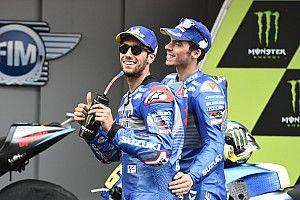 Ambisi Rins Rebut Titel MotoGP dari Genggaman Mir