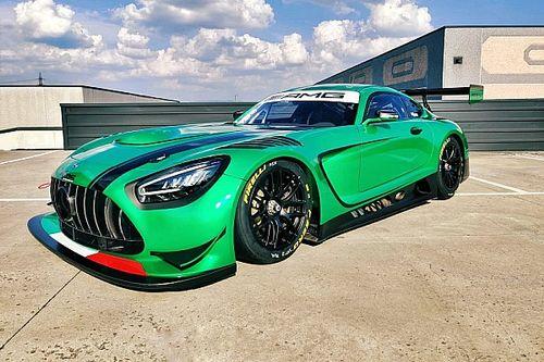 KMS torna nello Sprint con la Mercedes di Pezzucchi