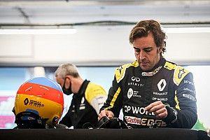 Alonso Akan Kembali Tes Mobil Spek 2018 di Abu Dhabi