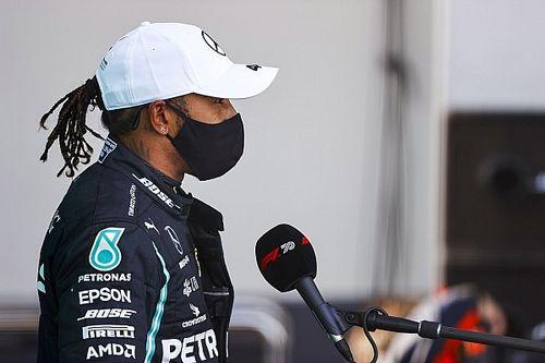 Hamilton 'se defende' de lendas da F1 e elege momento mais difícil da carreira