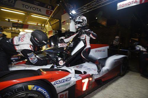 【ル・マン24時間】今年もトヨタ7号車に試練……首位走行中にトラブル発生、30分をロス