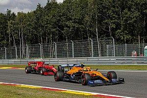 McLaren ne sous-estime pas Ferrari pour la troisième place