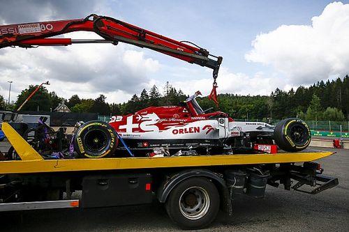 Aggasztónak tartja Giovinazzi elszabadult kerekét az FIA