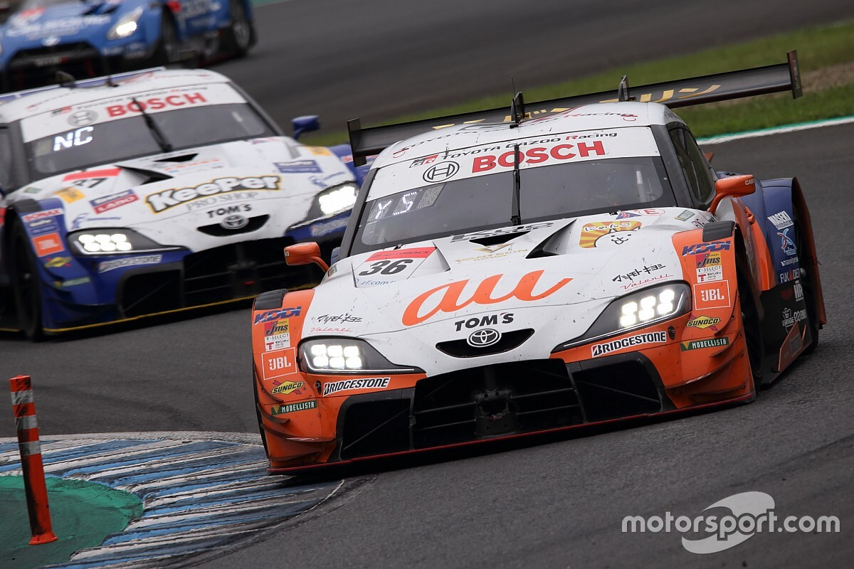 Breaking down the clash of the TOM'S teammates at Motegi
