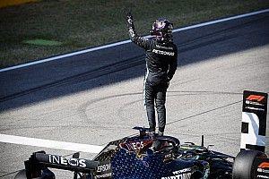 Tuscan GP: Hamilton beats Bottas, Verstappen to pole