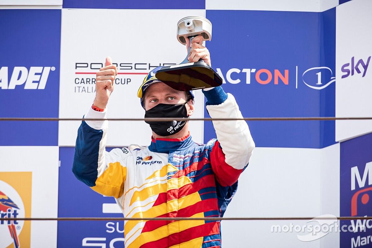 Carrera Cup Italia, Fumanelli cerca la svolta a Imola