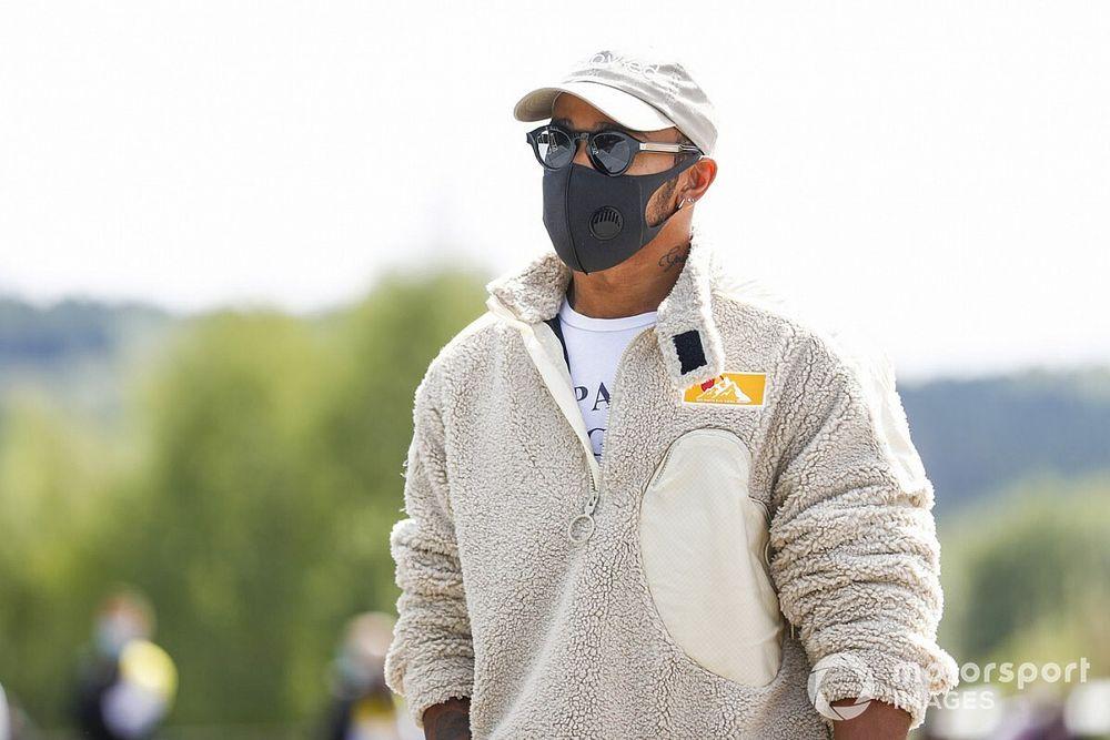 Lewis Hamilton ne boycottera pas le GP de Belgique