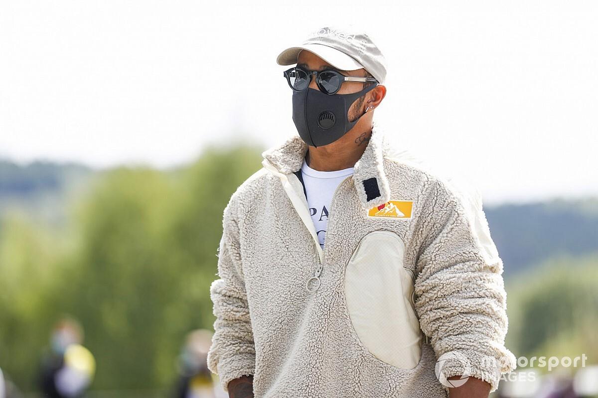 Hamilton, Belçika GP'sini boykot etmeyi planlamıyor