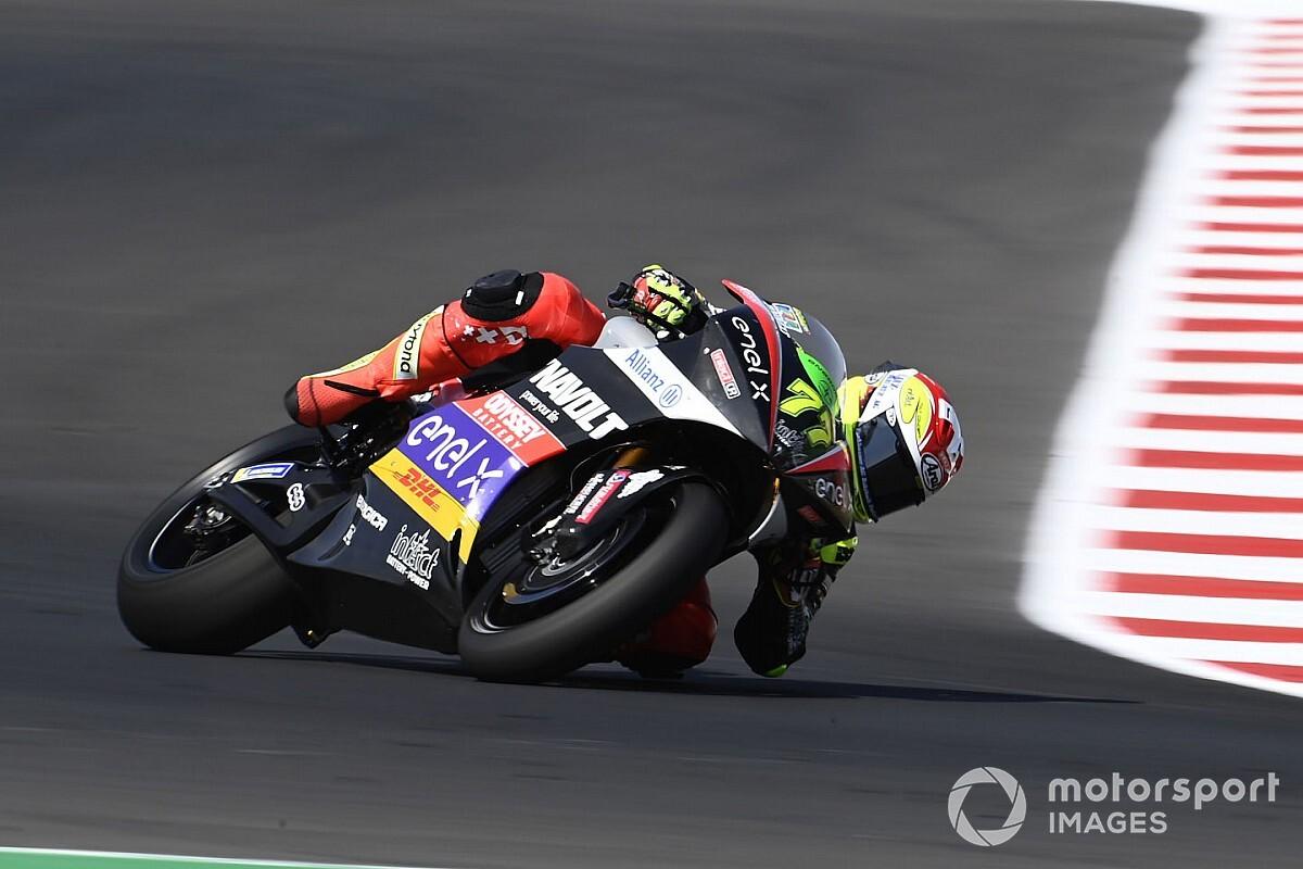 MotoE, Misano 2: Aegerter beffa Ferrari in Gara 1