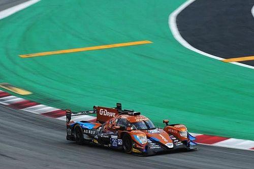 G-Drive Racing выиграла ночную гонку ELMS в Барселоне с преимуществом в круг
