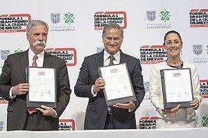 México confirma tres años en F1 y cambia esquema de financiamiento