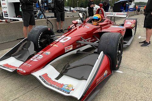 Carpenter: Van Kalmthout klaar voor snelle overstap naar IndyCar