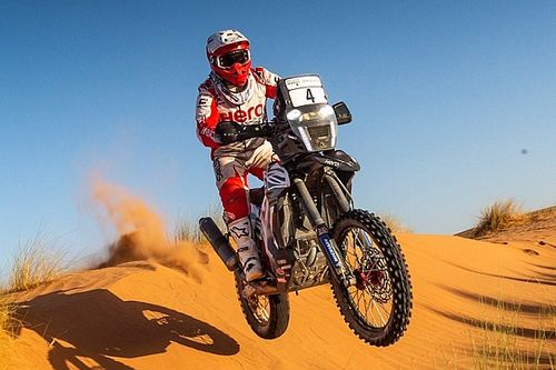 Quintanilla toma el segundo sitio en Marruecos
