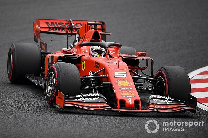Vettel yeni güncellemelerle daha rahat hissediyor