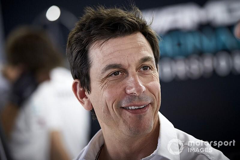 Wolff voor het eerst sinds 2013 niet bij Formule 1-race