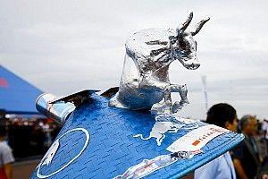 Тайфун идет: лучшие фотографии пятницы Гран При Японии