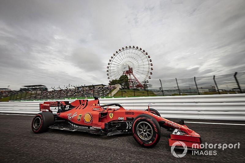 Fotogallery F1: le libere del GP del Giappone