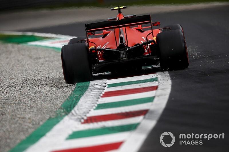 En vivo: clasificación para el GP de Italia