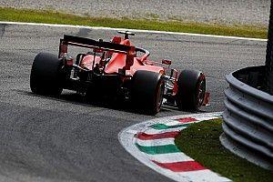 Fotogallery F1: controverse qualifiche a Monza, Leclerc in pole