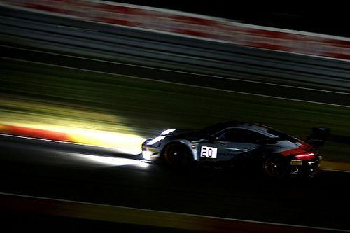 24h Spa 2019: Porsche schnappt sich Bestzeit im Nachttraining