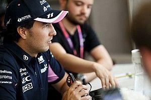Perez jeszcze bez porozumienia z Racing Point