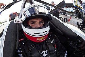 Уилл Пауэр выиграл квалификацию IndyCar в Мид-Огайо