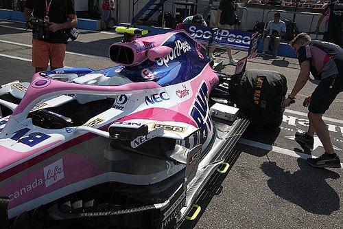 """Racing Point busca """"generar balance"""" con las mejoras en el RP19"""