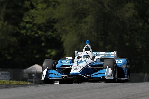 Mid-Ohio IndyCar: Newgarden leads raceday warm-up