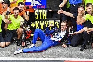 Первый после Феттеля. Почему Квята после Гран При Германии надо и хвалить, и поздравлять