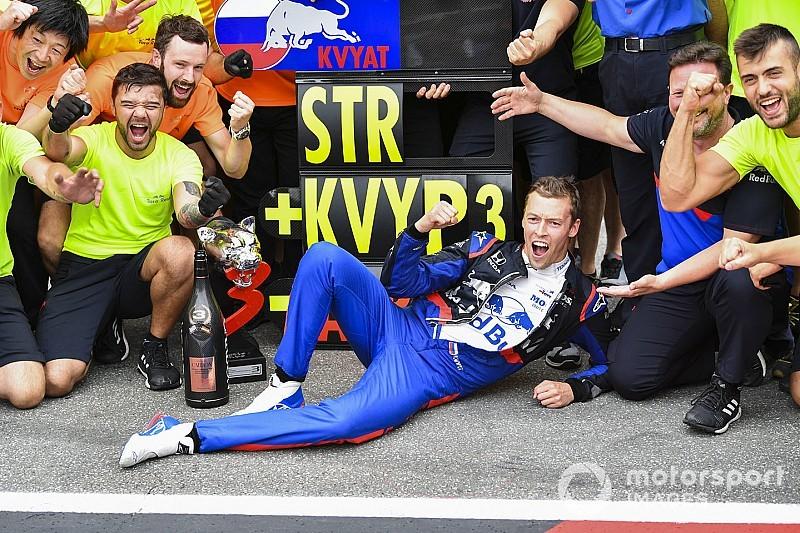 """Tost sicuro: """"Kvyat merita la Red Bull, ma si dia tempo a Gasly!"""""""