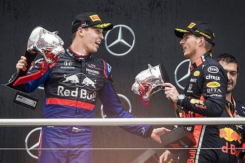 Вильнев: Зачем возвращать Квята в Red Bull? Он там уже был