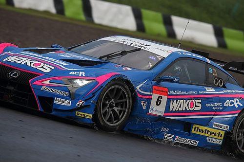 ウエイトハンデ100kgで6位入賞の6号車WAKO'S LC500、ランキング首位を堅持し終盤戦へ