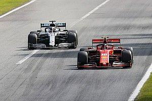 Így szorította le Leclerc Hamiltont az Olasz Nagydíjon (videó)