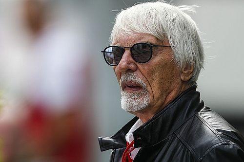 """F1 - Bernie Ecclestone diz que cancelar corrida na Bélgica foi um erro: """"Pilotos deveriam ter decidido"""""""