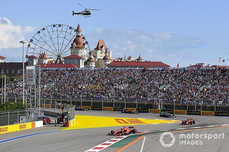 Le GP de Russie perd son promoteur historique