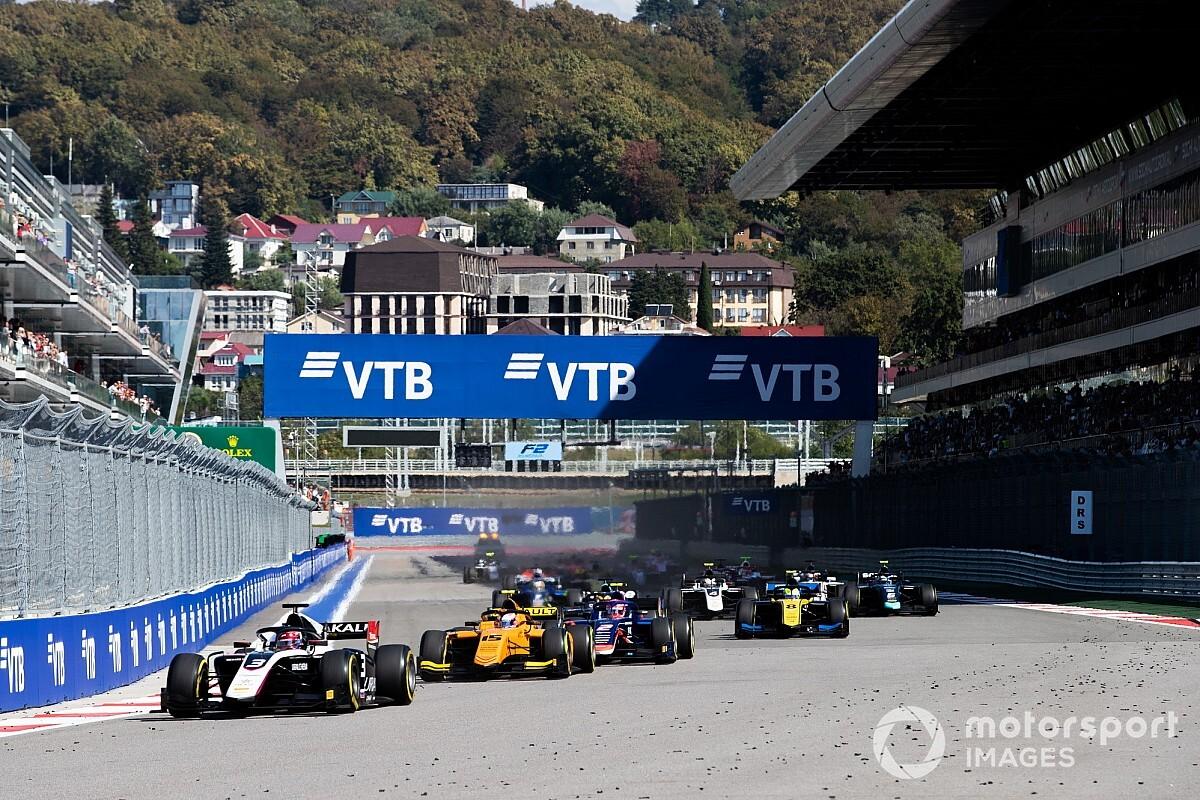 Formula 2 adds Sochi round to 2020 calendar