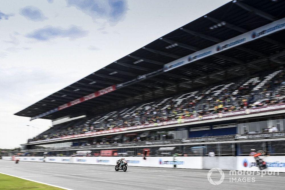 Berichten over annulering Thaise GP een 'misverstand'