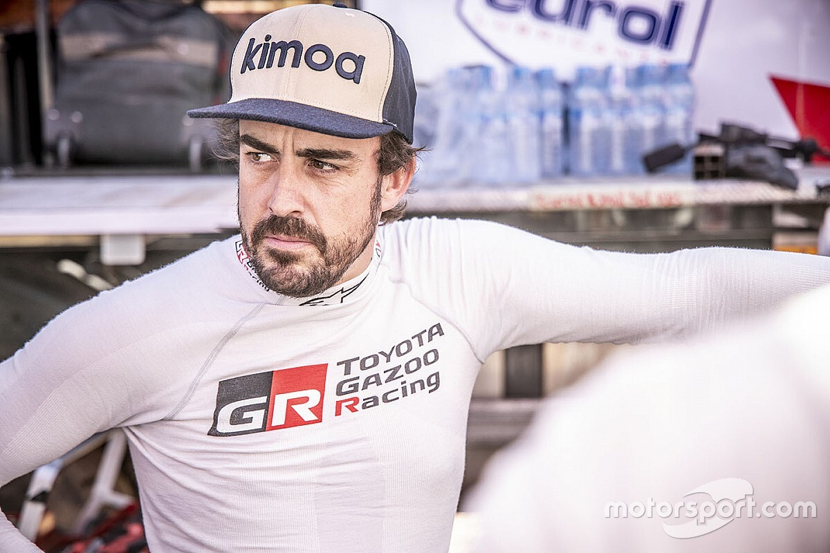 "Alonso left with ""bittersweet"" feeling in Morocco"