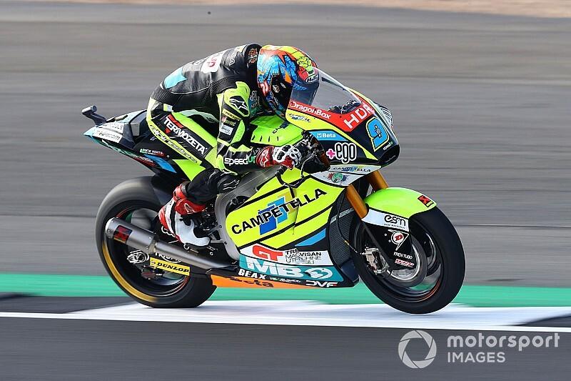 Avustralya Moto2: Pole pozisyonu Navarro'nun
