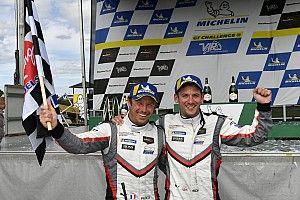 Porsche mistrzem GT Le Mans