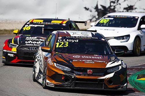 Daniel Lloyd ancora sulla Honda del Brutal Fish Racing Team