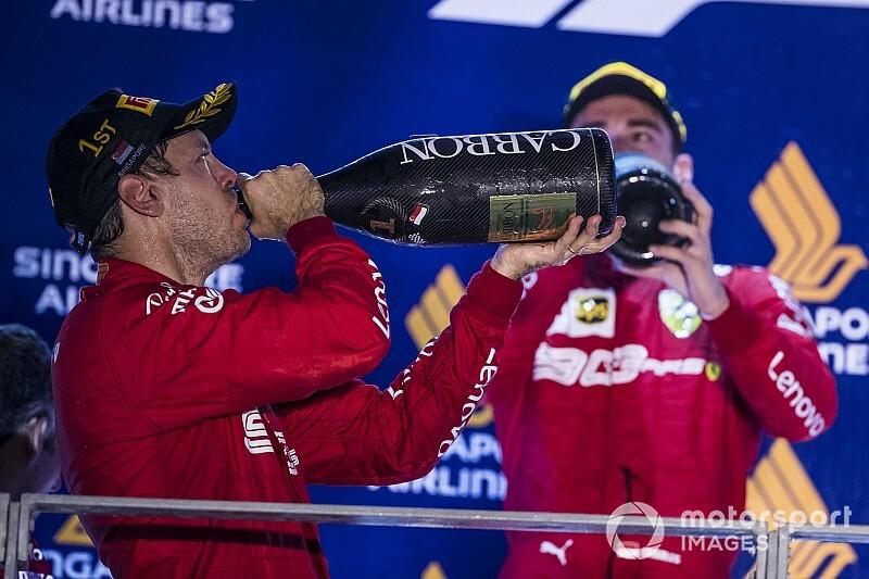 Wolff : Le duel chez Ferrari appelle à devenir une rivalité