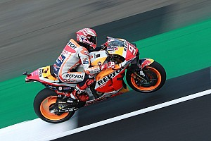 Volledige uitslag kwalificatie MotoGP Britse GP