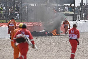 Fotogallery MotoGP: l'incidente di Quartararo e Dovizioso