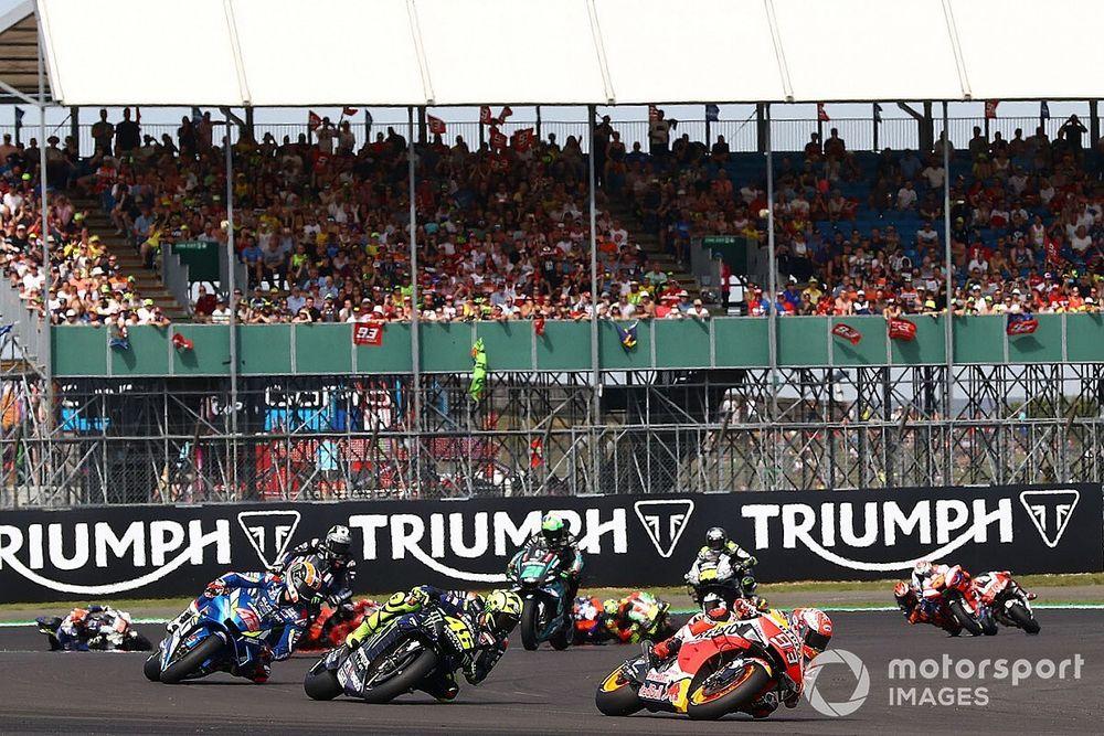 Отменили гонки MotoGP в Великобритании и Австралии