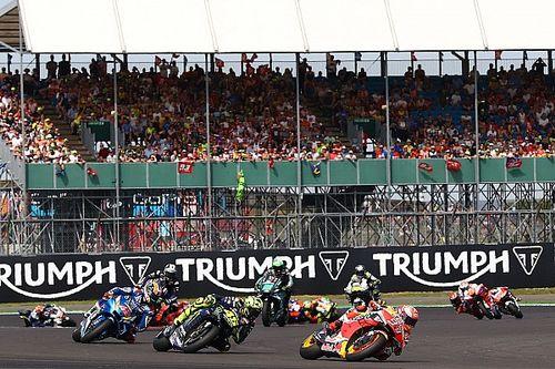 MotoGP cancela etapas da Grã-Bretanha e da Austrália por impacto da pandemia