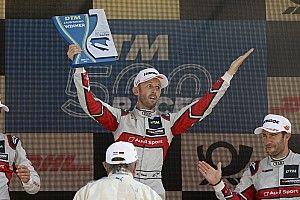 Rast gana en la carrera 500 del DTM