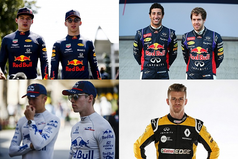 Red Bull: qui choisir avec Verstappen en 2020?