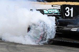 Окон вновь сядет за руль Mercedes в октябре